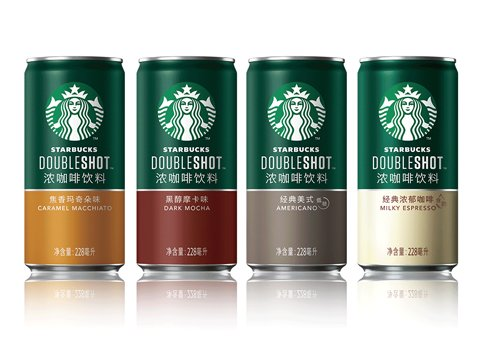 Starbucks Double Shot